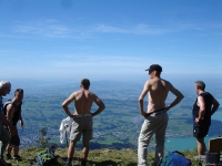 Wanderweekend Rigi 2012