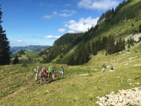 Wanderweekend Schwarzsee 2016